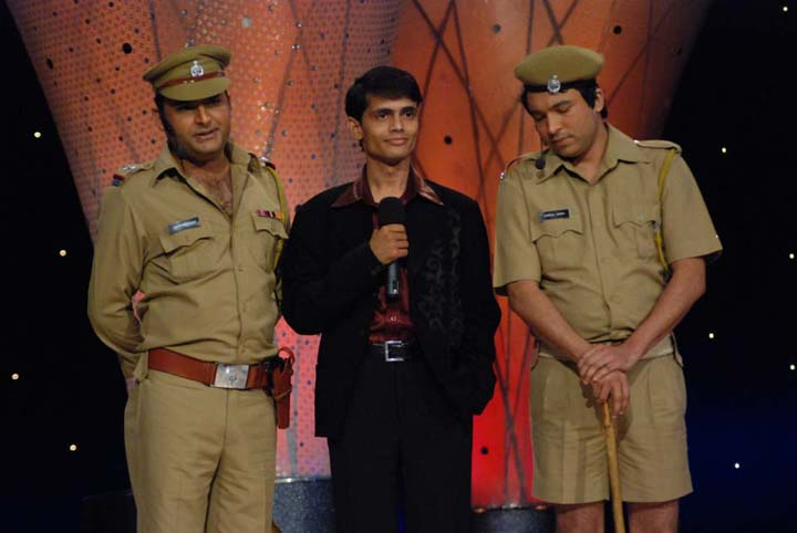 Standup Comedian Actor, Great Indian Laughter Challenge 28