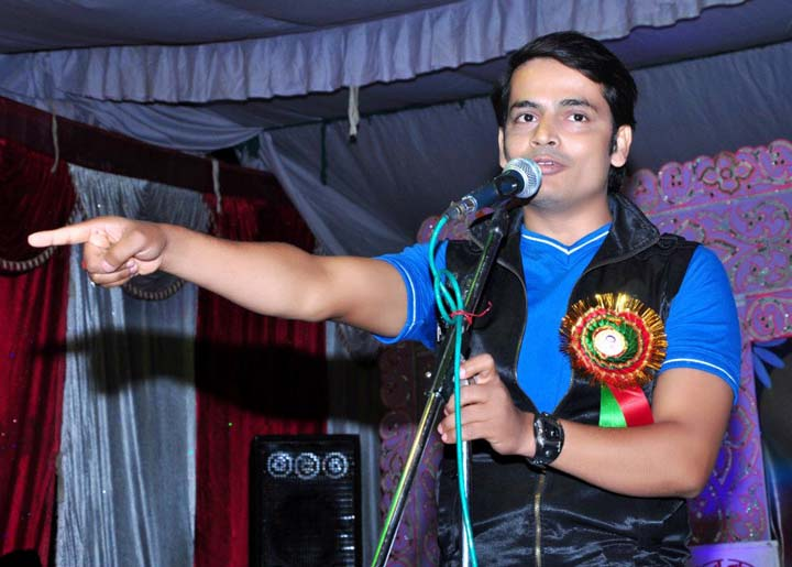 Standup Comedian Actor, Great Indian Laughter Challenge 3