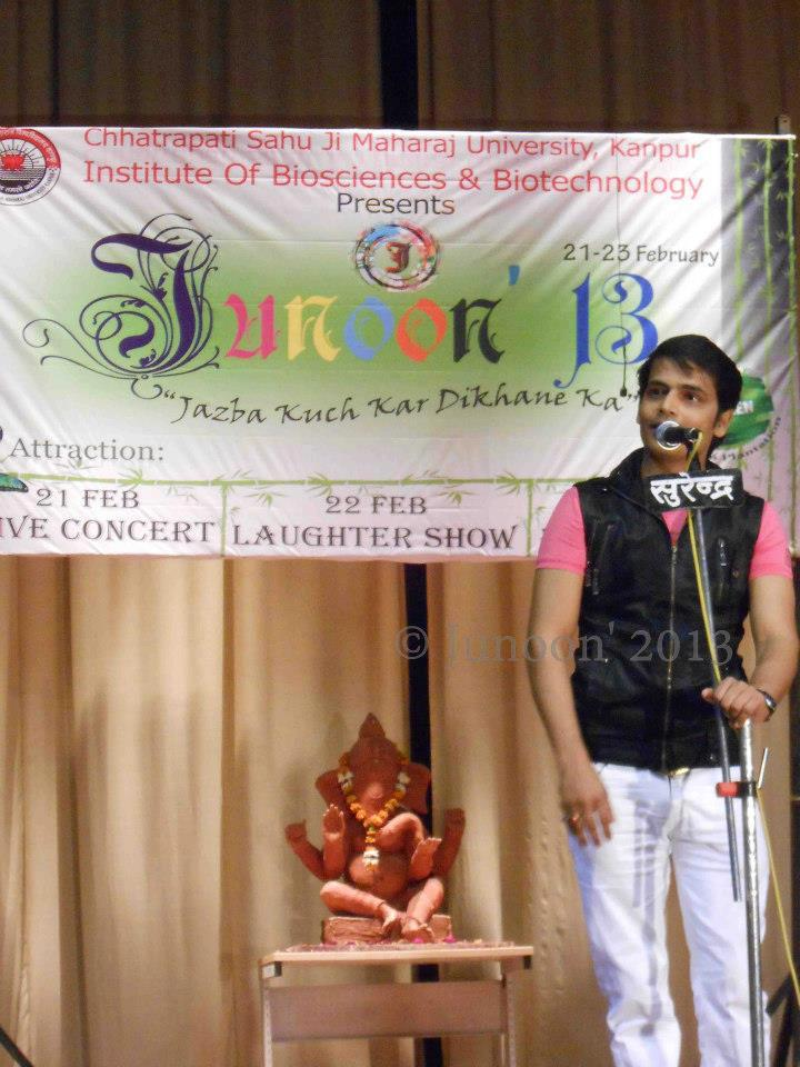 Standup Comedian Actor, Great Indian Laughter Challenge 7